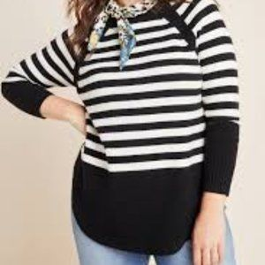 Anthropologie Rebekah Tunic Sweater